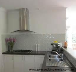 Tin Tiles For Kitchen Backsplash Kitchen Splashbacks