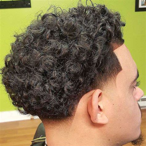curly fade haircut designs hairstyles design trends