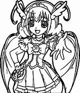 Glitter Force Coloring Pages Pretty Peace Entitlementtrap Printable Getdrawings Stroy Arenda Colorear Getcolorings Para Articulo sketch template