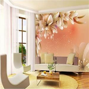 Custom photo wall paper Large mural 3D Cozy bedroom modern ...