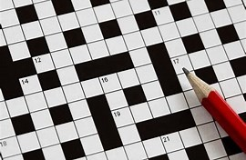 Image result for Crossword