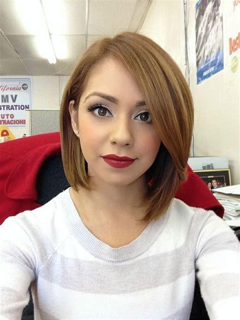 15 cute chin length hairstyles for short hair