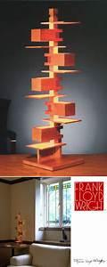 Yamagiwa  Frank Lloyd Wright Taliesin 3 Table Lamp