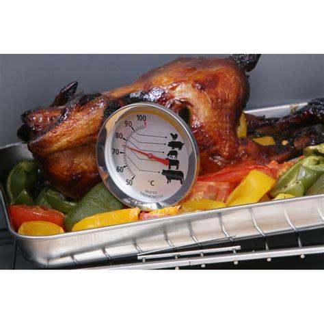 tellier cuisine thermomètre à viande et volaille 0 c 120 c tellier ustensiles pro