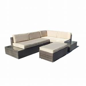 manhattan comfort cambridge 3 piece rattan outdoor With 3 piece outdoor sectional sofa set
