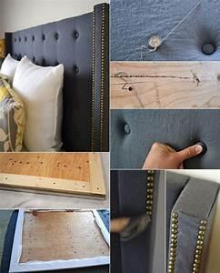 Kopfteil Bett Selber Machen Ikea : 50 schlafzimmer ideen f r bett kopfteil selber machen bedrooms bed room and interiors ~ Watch28wear.com Haus und Dekorationen