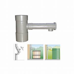 Collecteur D Eau De Pluie Pour Gouttières : r cup rateur d 39 eau de pluie pour goutti re de 100 mm hd ~ Dailycaller-alerts.com Idées de Décoration