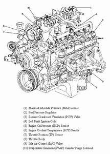 Where Is The Throttle Position Sensor On A 03 Silverado 6
