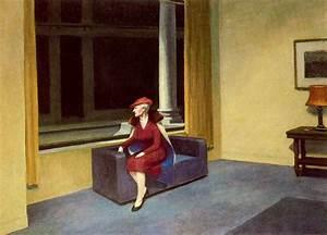 Hotel Window, 1955 by Edward Hopper