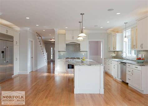 kitchen construction  bedford ma norfolk kitchen