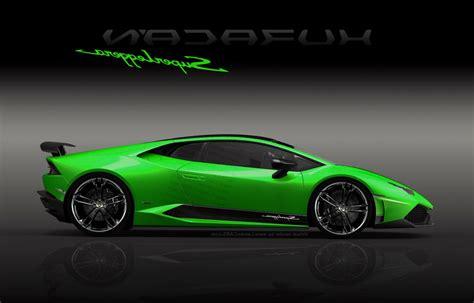 2019 Lamborghini Huracan Superleggera Concept Car