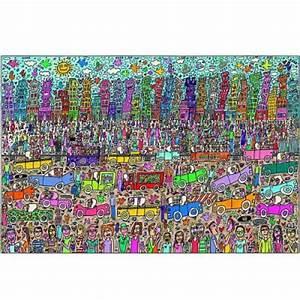 Puzzle Online Kaufen : james rizzi 5000 teile ravensburger puzzle online kaufen ~ Watch28wear.com Haus und Dekorationen