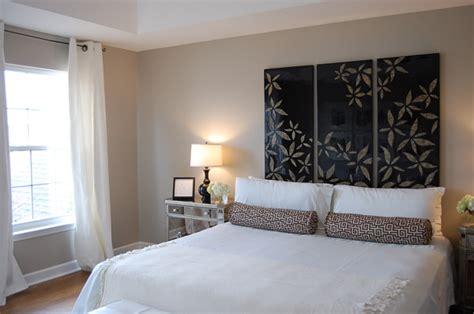 cadre chambre adulte décoration chambre adulte beige