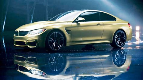 Bmw Concept M4 Coup Youtube
