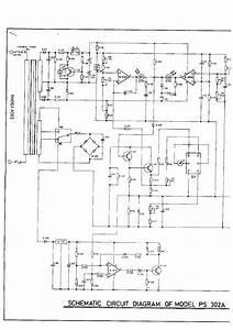 Conrad Ps 302 A Service Manual Download  Schematics