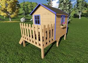 Plan cabane enfant 15 cabanes à construire soi même!