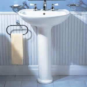 bathroom pedestal sink add some style to your bathroom