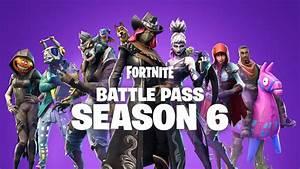 Fortnite Season 6 Battle Pass Pets Overview