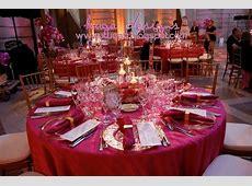 Kuga Designs Pink City Hall Wedding {the Reception}