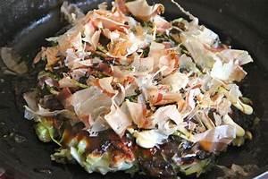recipe - okonomiyaki (savory cabbage pancake)