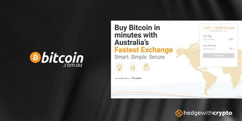 Australia's premier secure cryptocurrency & bitcoin exchange. Bitcoin Australia Review: Are YOU Paying Too Much (2021)   hedgewithcrypto
