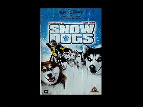 digitized opening  snow dogs uk vhs youtube