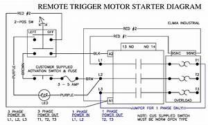 Single Phase Compressor Pressure Switch Motor Starter