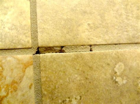 Grout Cracking Floor Tiles   Ask the Builder