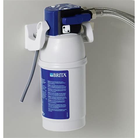 brita under sink water filter brita oak 2 undercounter filter system bunnings warehouse