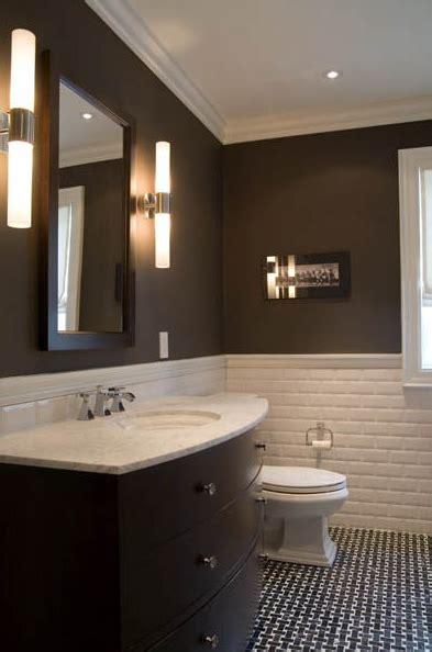 chocolate brown bathroom ideas white and brown bathroom contemporary bathroom