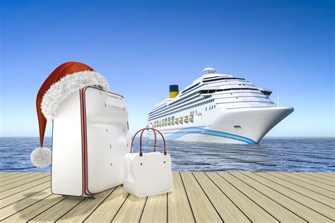 why you ll actually love christmas on a cruise ship the