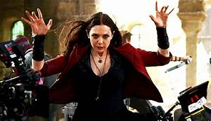 gif movies elizabeth olsen scarlet witch Wanda Maximoff ...