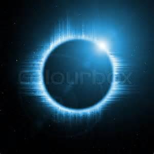 Solar Eclipse Space