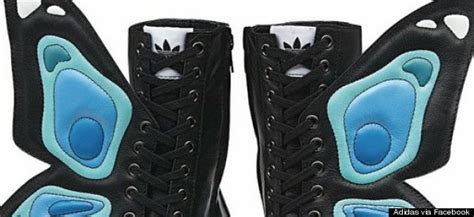 tina fey adidas shoes jeremy scott for adidas the shoes that are still on