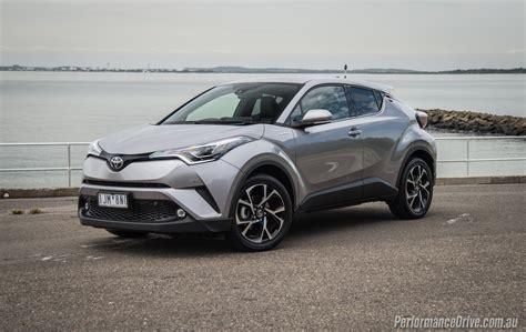Toyota C by 2017 Toyota C Hr Koba Review Performancedrive
