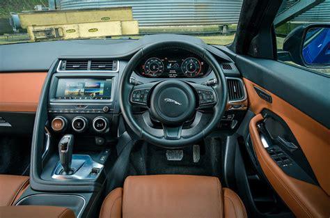 jaguar  pace ride handling autocar