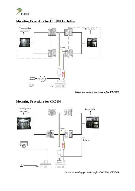 parrot free wiring diagram ck3100 39 wiring