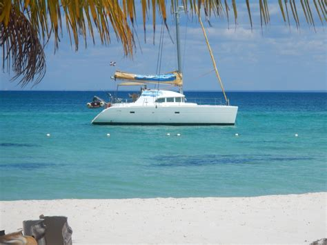 Catamaran Quetzal by Private Quetzal Catamaran For Charters In Bayahibe