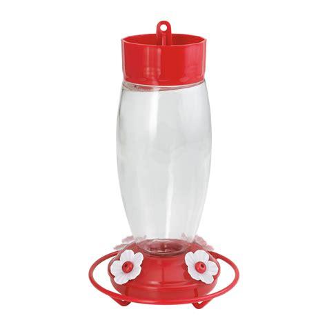 stokes bird feeder replacement parts stokes select 30 oz deluxe hummingbird feeder