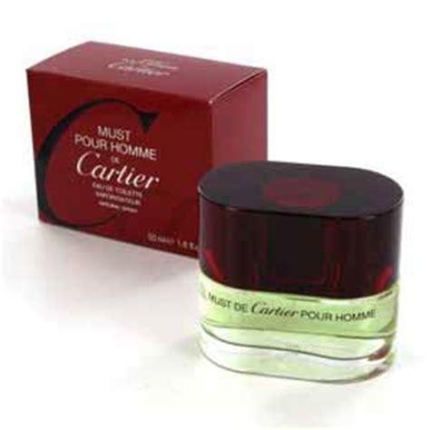 cartier must pour homme eau de toilette spray 50ml perfume review compare prices buy