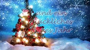 Schöne Weihnachten Grüße : frohe weihnachten und ein gl ckliches neues jahr ~ Haus.voiturepedia.club Haus und Dekorationen