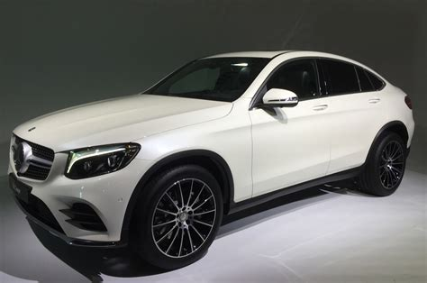 mercedes benz 2017 mercedes benz glc coupe first look review motor trend