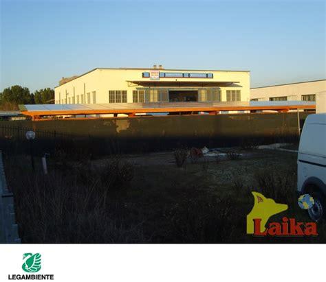 tettoie fotovoltaiche laika progettazione produzione e vendita di canili box