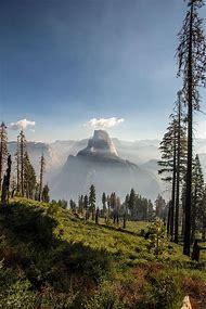 Panorama Trail Yosemite National Park
