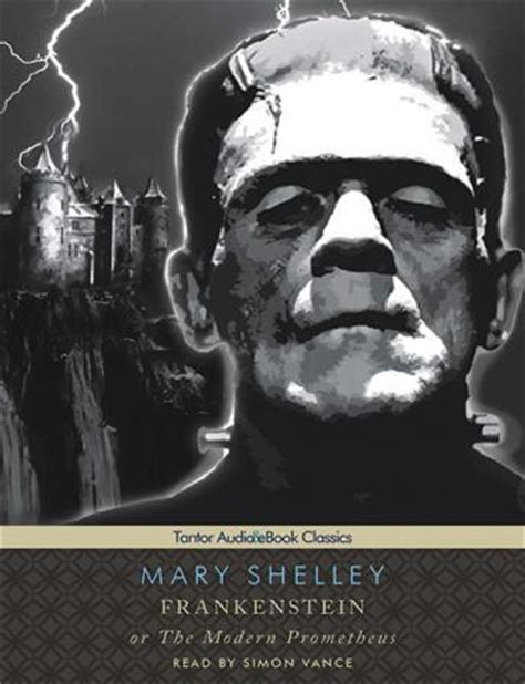 listen to frankenstein or the modern prometheus with