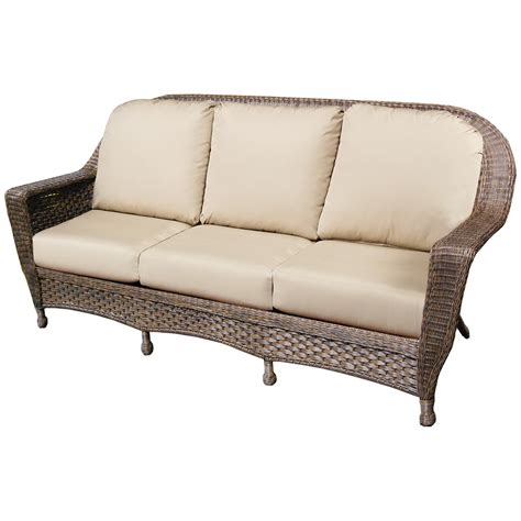 replacement cushion covers  wicker furniture home