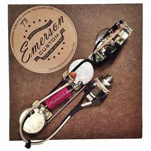 Emerson Custom 3