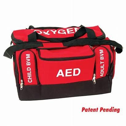Cross Bag Lifeguard Responder Pockets Labeled Lifeguarding
