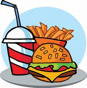 Junk Fast Food Clipart - The Cliparts
