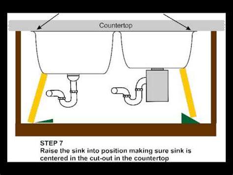 How To Repair An Undermount Sink E Undermount Sink Clip Kit Installation